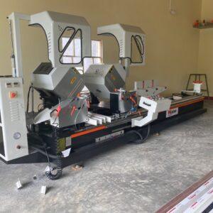 Máy cắt 2 đầu tự động A99 NANO Xoay Đa góc -2020
